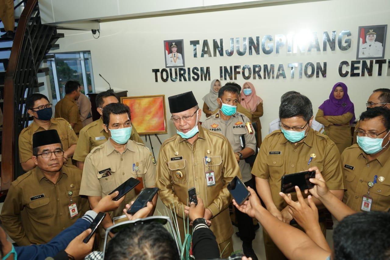 Cegah Covid-19, Tempat Hiburan di Tanjungpinang Ak...